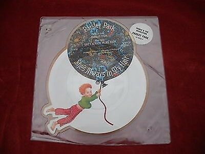 "Prince, Paisley Park, NEW/MINT/UNPLAYED, VERY RARE SHAPED PICTURE DISC 7"" vinyl"