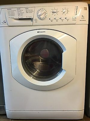Hotpoint WDL 540 7kg 1400 Spin white Washer dryer Machine drier