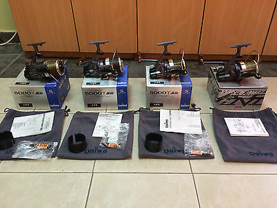 Daiwa TOURNAMENT S5000T carp fishing reels