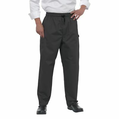 Le Chef Professional Pants Black