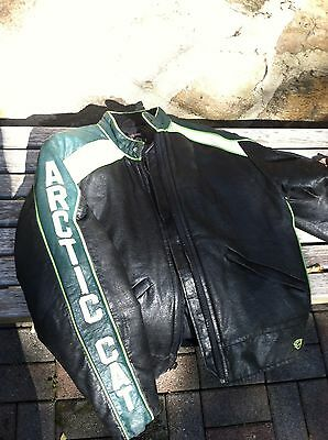 1980 Team Arctic Sno-Pro Jacket; Vintage Snowmobile Era; Arctic Cat