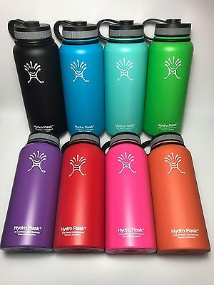 Outdoor Sports Hydro Flask Water Bottle Insulated Stainless Steel 32oz/40oz UK