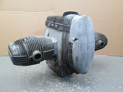 BMW R100RT 1992 30,632 miles complete engine