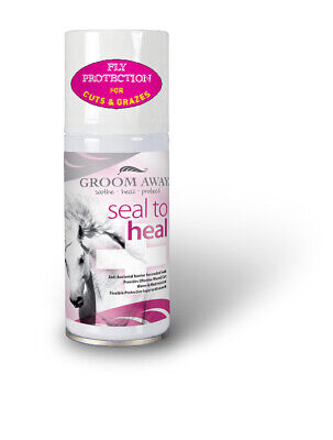 Groom Away Seal To Heal - 100ml - Horse Care & First Aid