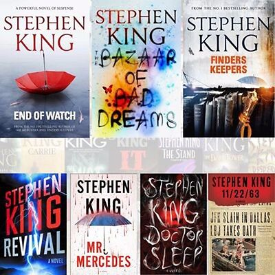 Stephen King 70 Ebooks (Other book format) (eBook ePub Free Delivery)