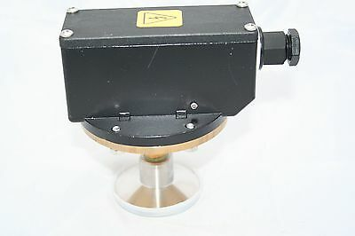 Bailey And Mackey Pressure Switch Type 1481 Chq 5A 250V -50/-6 30Max Ref 682A