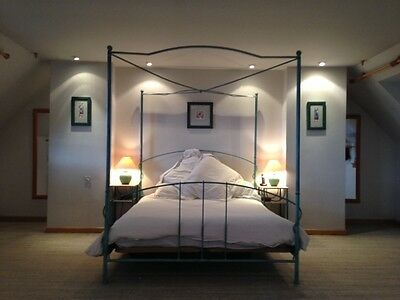 King Size Four Poster Bed and Bedroom Furniture