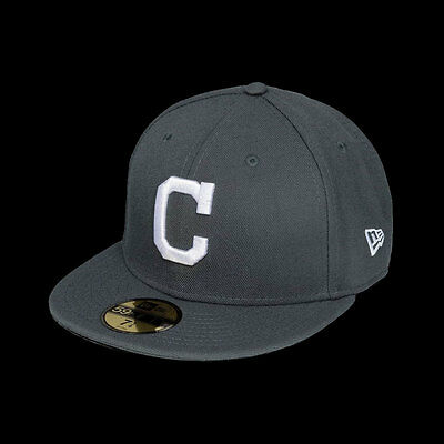 Cleveland Indians Graphite 59FIFTY [5950] Fitted Cap