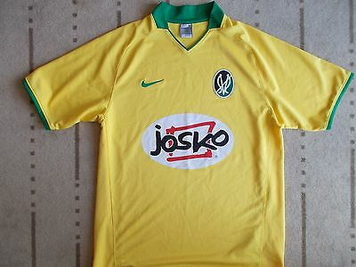 SV RIED AUSTRIA football shirt...medium size...mint condition...
