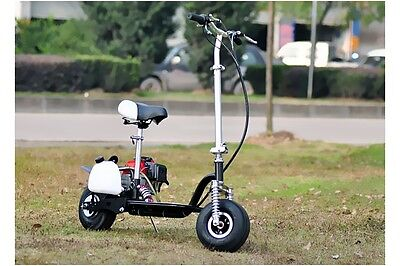 Hawkmoto 49cc Petrol Scooter Goped - Available for Immediate Shipping