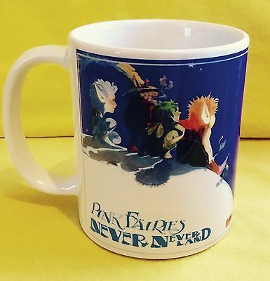 Pink Fairies Never Never Land 1971-Album Cover On A Mug.