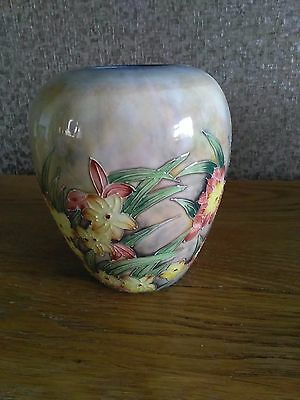 "Immaculate condition old Tupton ware  vase 5"" decor"