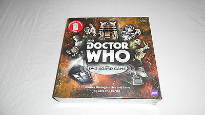DOCTOR WHO : DVD BOARD GAME  , new/sealed