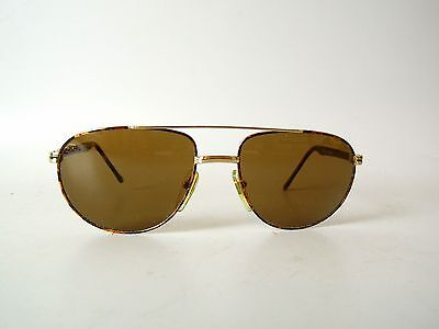 Vintage Lacoste France Glasses Sunglasses Frame Pilot Retro Eyeglasses Aviator