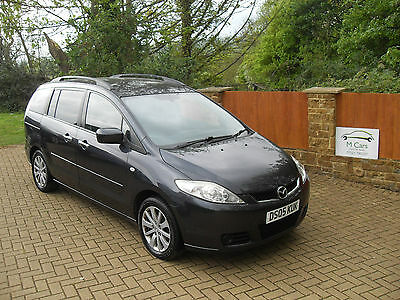 2005 Mazda 5 1.8 Ts2 Grey 7 Seater