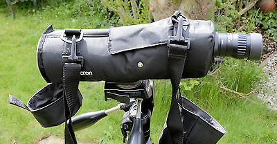 Opticron GS 665 GA 65mm spotting scope inc 18 to 54X eyepiece & case