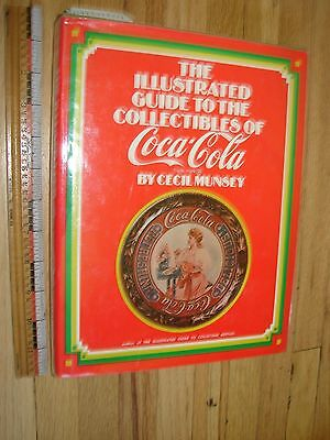 1972 Illus. Guide to Coca-Cola- HB- Cecil Munsey