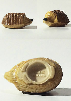 Wade Red Rose Tea Collectible Figurine Hedgehog With Recessed Base ***RARE***
