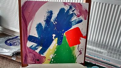 """Alt-J - This Is All Yours - green/blue vinyl 2x12"""""""