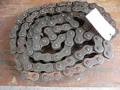 "Tsubaki RS # 120, Pitch 1 1/2"", 10 ft 10 in, Single Strand Roller Chain *NEW*"