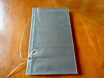 50 Photo album refill pages. 300 photos 4x6 DIY