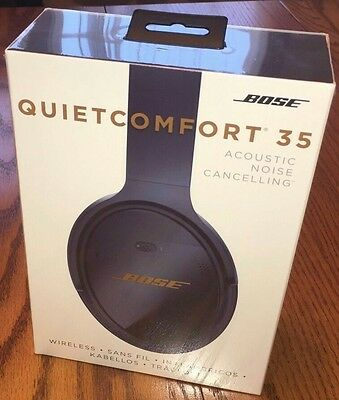 Bose Qc35 New Sealed Precintado A Estrenar