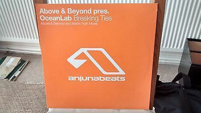 Above & Beyond pres. OceanLab - Breaking Ties - Anjunabeats vinyl