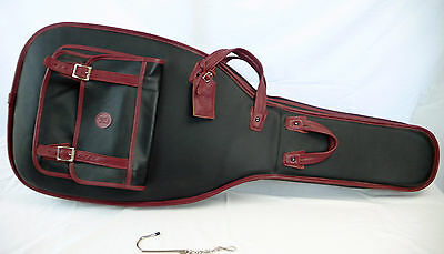 Leather Levy Semi-hollow Body Guitar gigbag Model LM51 Fits Gibson ES335