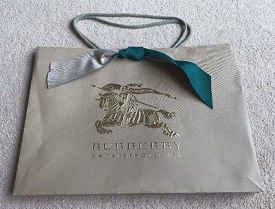 Burberry Gift Bag With Ribbon
