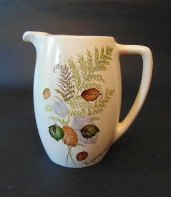 New Devon Pottery Lynmouth Pouring Jug In Good Condition