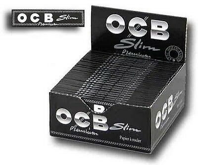 OCB Slim Premium Kingsize x 50 Box