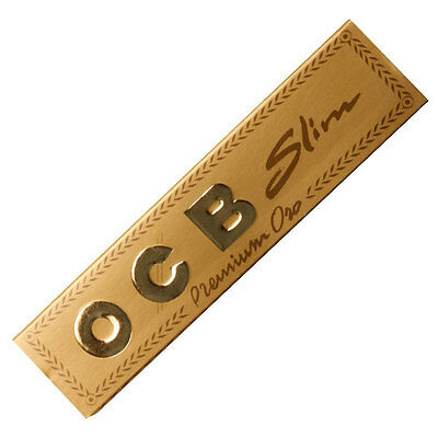 OCB Oro Slim Papers x 50