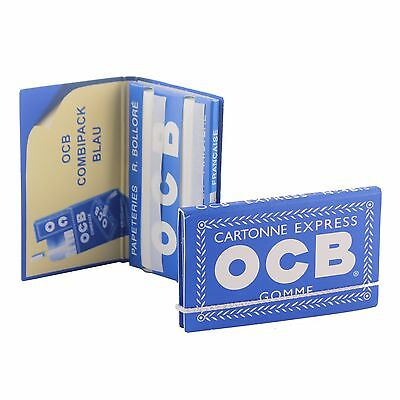 OCB Blue Double Window x 25