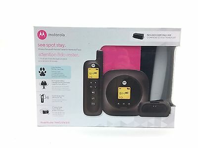 Motorola See Spot Stay Wireless Fence with Remote Trainer