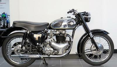 1960 Bsa A10 Golden Flash Restored Condition Investment Classic Bike