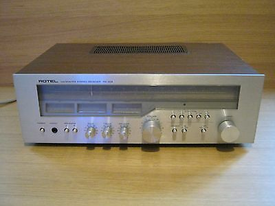 Rotel RX-304 Stereo Receiver Amplifier Phono Stage for Ceramic Turntable