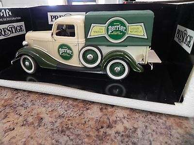 Solido Prestige 1:18 scale Ford/Perrier delivery truck