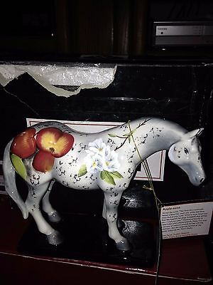 "Trail of Painted Ponies ""Appleoosa"" 1st edition 1E/7990"