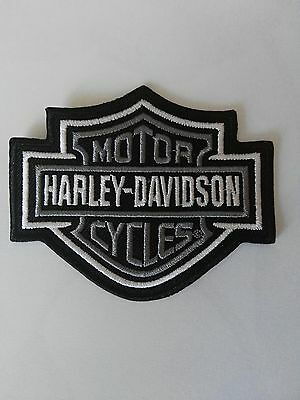 Toppe Patch Termoadesive Harley Davidson Cm 8,5X7,1 Cm