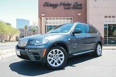 2013 BMW X5  2013 BMW X5 xDrive35i Premium Package Running Boards $60k+ MSRP Loaded