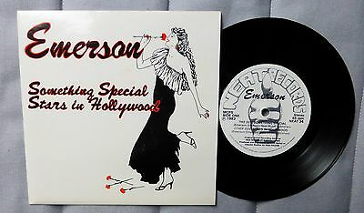 "Emerson Something special 7"" NWOHM Neat metal"