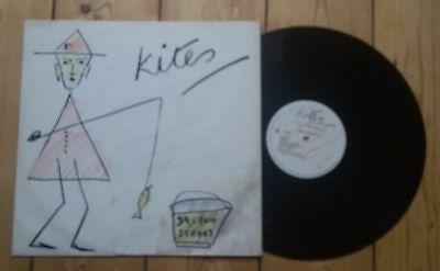"39 Lyon Street The Associates Kites 12"" Post punk"