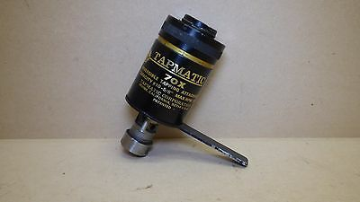 """Tapmatic 70X Reversible Tapping Attachment #10-5/8"""" Capacity"""