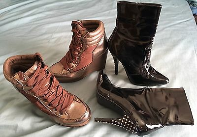 Ankle Boot Lot Women's Size 6.5 (6 & 1/2)