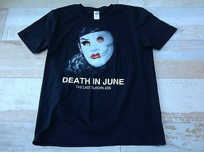 Death in June - rare official t- shirt limited to 300 / size L