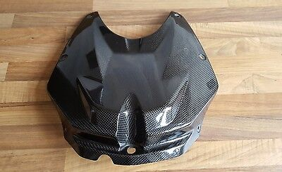Bmw S1000Rr Carbon Tank Panel In Gloss Twill Airbox Cover 2010-2014