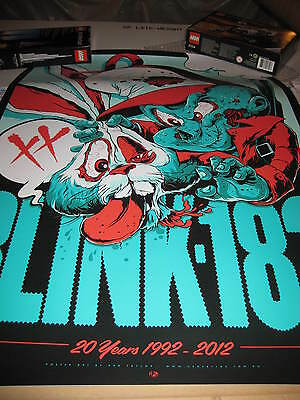 Blink 182 Ken Taylor 20th Anniversary Series Band Edition N XX/182