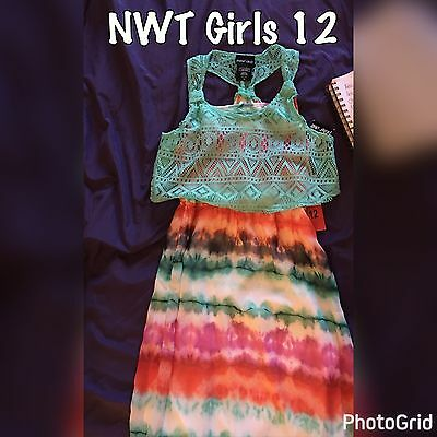 12 Piece NWT Girl's Clothing Lot 10/12, 14