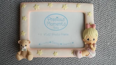 Precious Moments Baby 4x6 Photo Frame