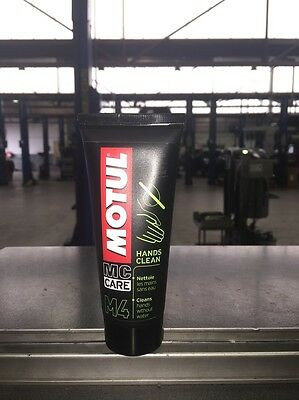 Motul M4 HANDS CLEAN 0.100L Oil Cleaner Grease Cleaner